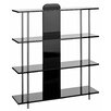 Premier Housewares 4 Shelf Gloss Unit