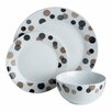 Premier Housewares Luna 12 Piece Dinnerware Set