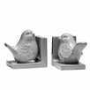 Premier Housewares Bird Bookends (Set of 2)