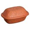Premier Housewares Ovenlove 3L Terracotta Rectangular Casserole