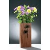 Premier Housewares Wenge Zinc Holder Vase