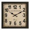 Premier Housewares 33cm Diameter Wall Clock