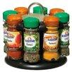 Premier Housewares Spice Rack 8 Bottles of Schwartz