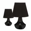 Premier Housewares 28cm Table Lamp (Set of 2)