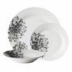 Premier Housewares Avie Botanic 12 Piece Dinnerware Set
