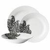 Premier Housewares Avie Prince 12 Piece Dinnerware Set