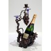 Eden Garden Group 1 Bottle Tabletop Wine Rack