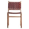 Vical Home Solid Teak Dining Chair