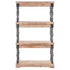 Vical Home 138cm Bookcase
