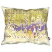 We Love Cushions London Transport Scatter Cushion