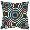 We Love Cushions Blue Retro Scatter Cushion