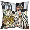 We Love Cushions London Underground Scatter Cushion