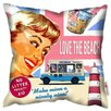 We Love Cushions Paper Lollipop Scatter Cushion