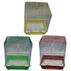 Iconic Pet Small Flat Top Bird Cage (Set of 6)