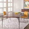 """Saloom Furniture Peter Francis 60"""" Extendable Dining Table"""