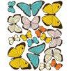 Wallies Murals & Cutouts Wandtattoo Pastel Butterflies