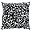 Lorena Gaxiola El Apache Tattoo Cotton Throw Pillow
