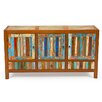 EcoChic Lifestyles Forget Me Knot Reclaimed Wood Cabinet