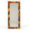 EcoChic Lifestyles Nautical Smiles Reclaimed Wood Mirror