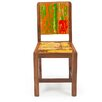 EcoChic Lifestyles Sargasso Reclaimed Wood Side Chair