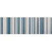 British Ceramic Tile Vibrance 8cm x 24.8cm Ceramic Mosaic Tile in Blue
