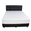 "Designed to Sleep 11"" Gel Memory Foam Mattress"