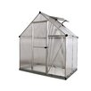 Palram Nature Twin 6 ft. W x 4 ft. D  Greenhouse