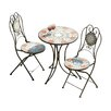 Parcel in the Attic Star 2 Seater Bistro Set