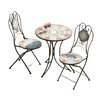 Parcel in the Attic Roma 2 Seater Bistro Set