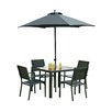 Parcel in the Attic 4 Seater Dining Set