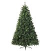 Parcel in the Attic 8' Green Pine Artificial Christmas Tree with Stand