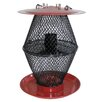 NoNo Sunflower Two Tier Lantern Bird Feeder