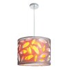 ElTorrent Trudy 1 Light Drum Pendant