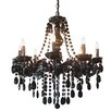 River of Goods 8 Light Candle Chandelier
