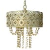 River of Goods Jeweled Blossoms Chandelier