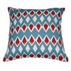 Loom and Mill Leslie Decorative Cotton Throw Pillow