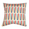Loom and Mill Geometric Decorative Throw Pillow