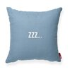 "Posh365 Expressive ""Zzz..."" Decorative Throw Pillow"