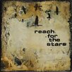 Hobbitholeco. Reach for the Stars' by Christina Lovisa Wall Art on Wrapped Canvas