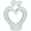 My Maison Heart Couple Sculpture