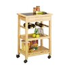 Zeller Kitchen Cart