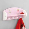 Zeller Princess Wall-Mounted Coat Rack