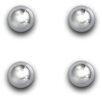 Zeller Ball Magnet Set (Set of 4)