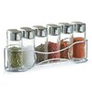 Zeller 7-Piece Spice Stand Set