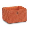 Zeller Present Korb Orange