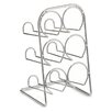 Zeller 6 Bottle Wine Rack