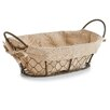 Zeller Countrystyle Bread Basket