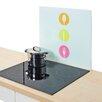 Zeller Present Herdblende-/ Abdeckplatte Dots