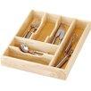 Zeller Matcha Cutlery Tray