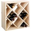Zeller 16 Bottle Wine Rack